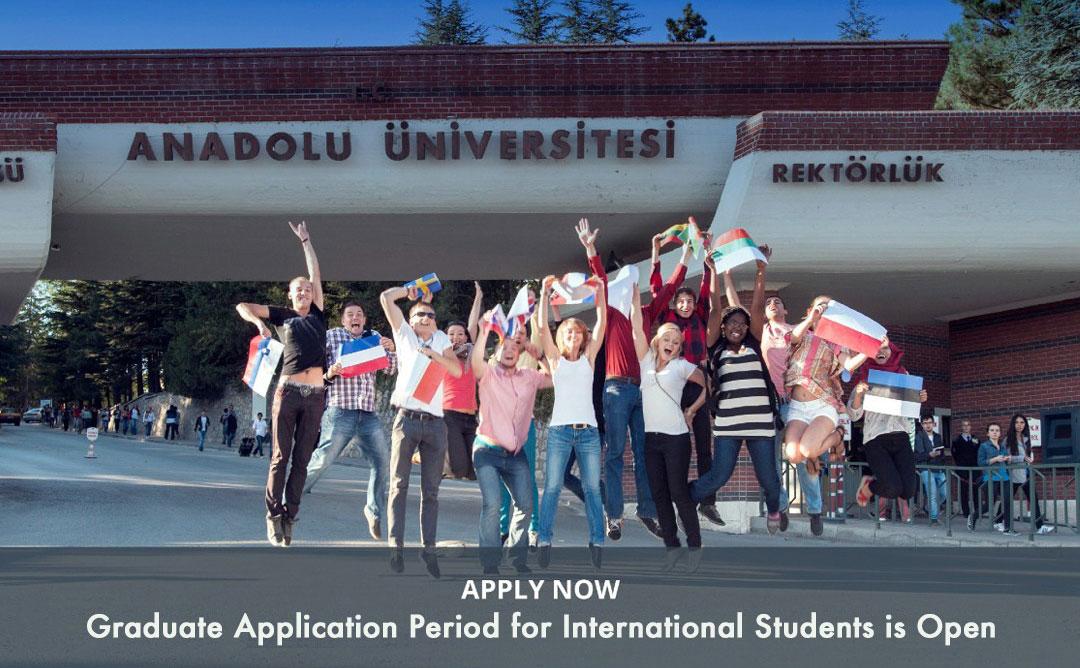 Uluslararası Öğrenci Başvurusu