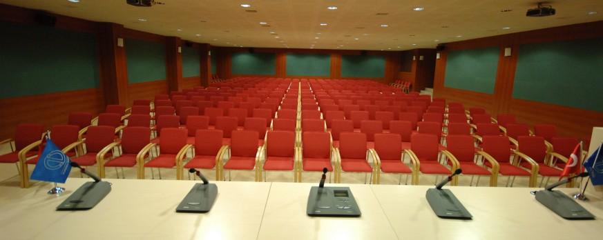 Öğrenci Merkezi Salon 2009
