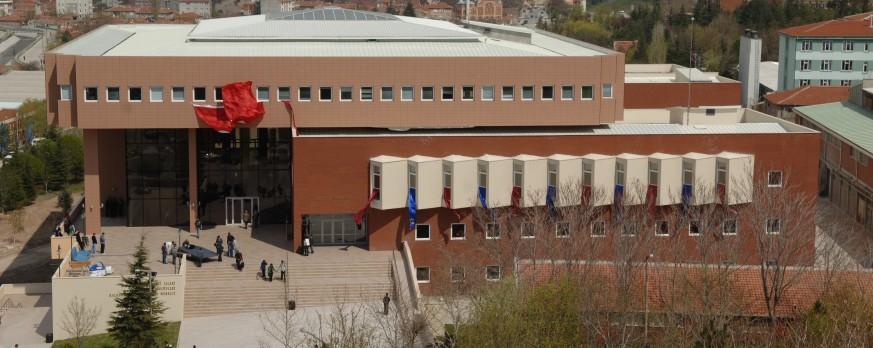 Öğrenci Merkezi Binası